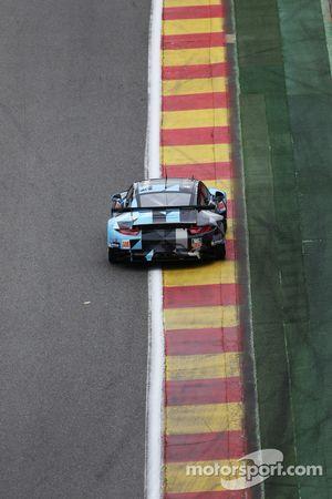 #77 Dempsey Racing Proton Porsche 911 RSR : Patrick Dempsey, Patrick Long, Marco Seefried