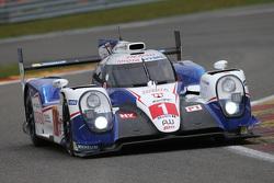 #1 Toyota Racing Toyota TS040 Hybrid: Энтони Дэвидсон и Себастьен Буэми