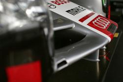 奥迪运动车队Joest R18 e-tron quattro细节