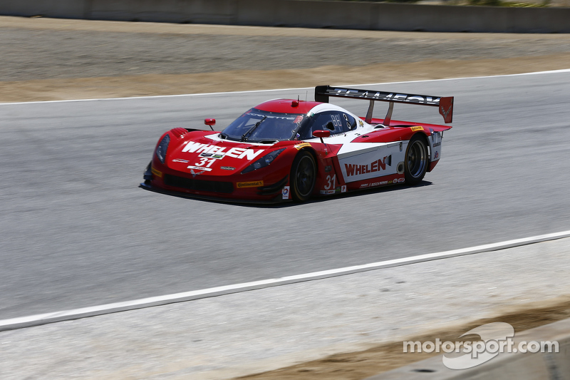 #31 Action Express Racing, Corvette DP: Eric Curran, Dane Cameron