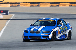 #48 Fall-Line Motorsports BMW M3: Ashley Freiberg, Andrew Longe
