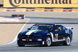 #158 Multimatic Motorsports, Ford Mustang 302R: Ian James, Billy Johnson