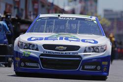 Casey Mears, Germain Racing雪佛兰