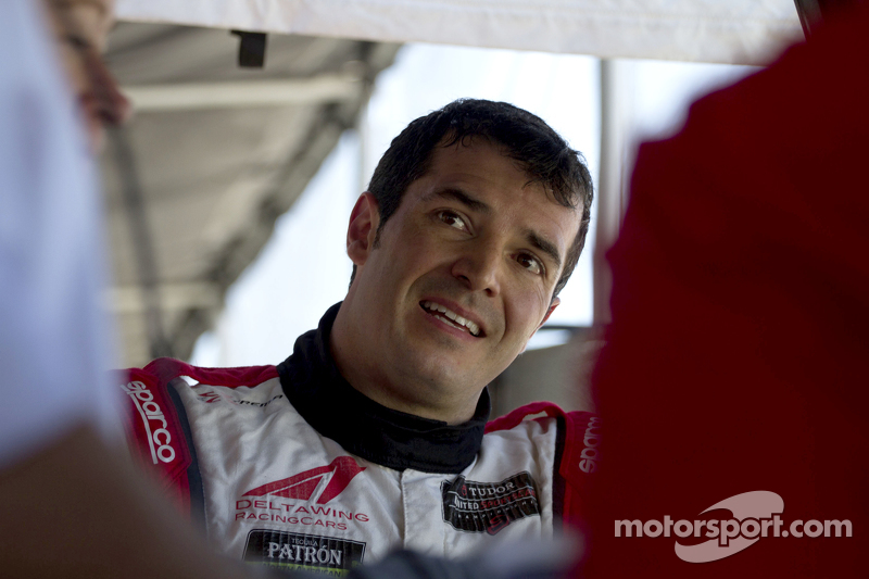 Memo Rojas, Deltawing Racing