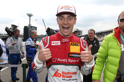 Polesitter Jamie Green, Audi Sport Team Rosberg