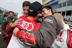 Pole-Sitter: Jamie Green, Audi Sport Team Rosberg