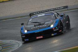 #36 Team Duqueine Ferrari 458 Italia : Bruno Strazzer, Romain Brandela, Nelson Panciatici