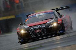 #7 Team Speedcar Audi R8 LMS Ultra : Claude Degremont, Remy Deguffroy, Laurent Cazenave