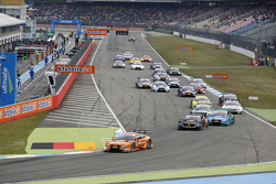 Inicio: Jamie Green, Audi Sport Team Rosberg Audi RS 5 DTM lider