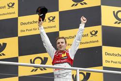 Podio, Jamie Green, Audi Sport Team Rosberg Audi RS 5 DTM