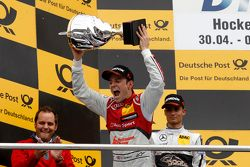 Winner Jamie Green, Audi Sport Team Rosberg Audi RS 5 DTM