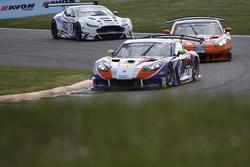 Rick Parfitt and Tom Oliphant, Team LNT Ginetta GT3