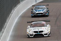 Lee Mowle e Joe Osborne, Triple Eight Racing BMW Z4 GT3