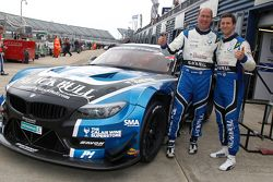 Marco Attard and Alexander Sims, Ecurie Ecosse BMW Z4 GT4