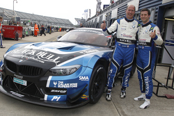Marco Attard and Alexander Sims, Ecurie Ecosse BMW Z4 GT3
