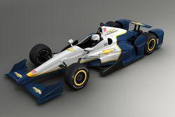 Chevrolet speedway aero kit