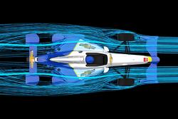 Le kit aérodynamique Indy 500 de Chevrolet