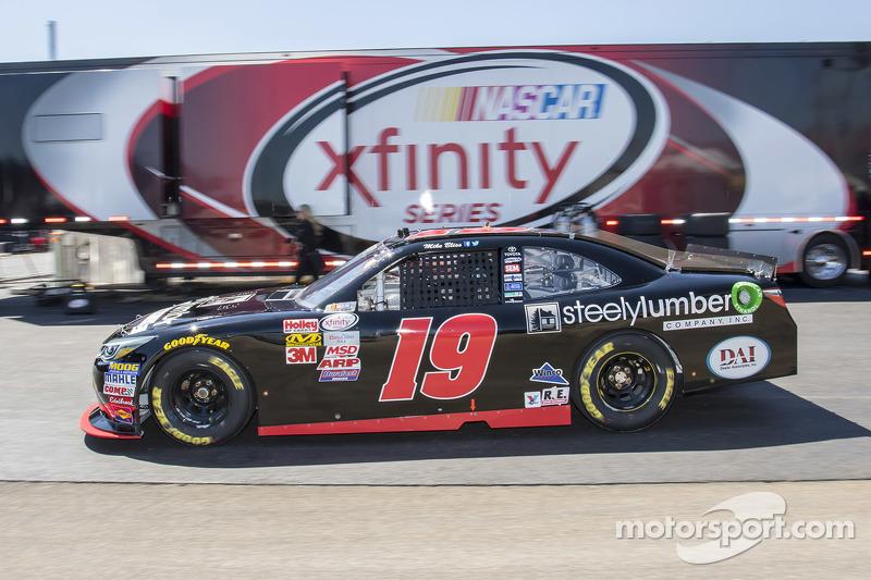 Scott Lagasse Jr., TriStar丰田车队