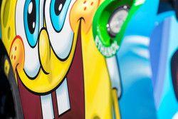 Sponge Bob赞助商标识