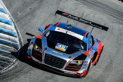 #48 Paul Miller Racing, Audi R8 LMS: Christopher Haase, Dion von Moltke