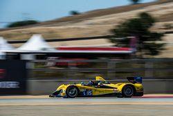 #85 JDC/Miller Motorsports, ORECA FLM09: Mikhail Goikhberg, Zach Veach