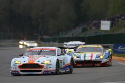 #95 Aston Martin Racing Vantage V8: Marco Sorensen, Christoffer Nygaard, Nicki Thiim
