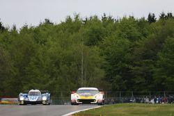 #47 KCMG Oreca 05 Nissan: Matthew Howson, Richard Bradley, Nicolas Lapierre e #50 Larbre Competition