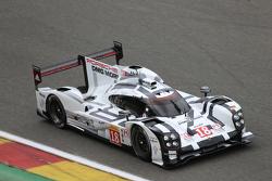 #18 Porsche Team, 919 Hybrid: Romain Dumas, Neel Jani, Marc Lieb