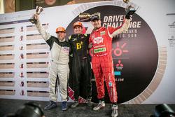 领奖台: Ricardo Dasso,获胜者小尼尔森·皮奎特,和Nicolas Fuchs
