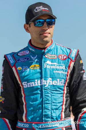 Aric Almirola, Biagi-DenBeste Racing 福特