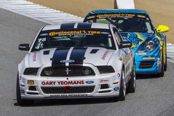 #78 Racers Edge Motorsports,福特野马302R: Chris Beaufait, Bob Michaelian