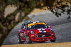 #52 Mini John Cooper Works Team Mini JCW: Wei Lu, Glenn Nixon