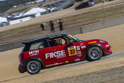 #37 Mini John Cooper Works Team, Mini JCW: Zach Meyer, Remo Ruscitti