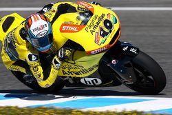 Alex Rins, Pagnias Amarillas HP 40