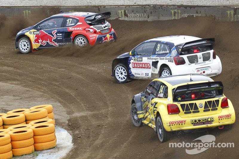 Tanner Foust, Marklund Motorsport, Volkswagen Polo