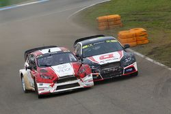 Manfred Stohl, World RX Team Austria Ford Fiesta