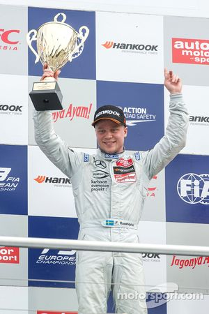 Winnaar: Felix Rosenqvist, Prema Powerteam