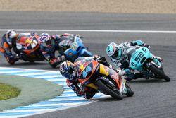 Miguel Oliveira, Red Bull KTM Ajo, Danny Kent, Leopard Racing, Fabio Quartararo, Estrella Galicia 0,