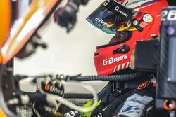 Ligier JS P2 Nissan команды G-Drive Racing: Роман Русинов