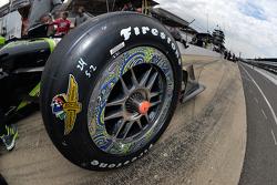 Detalle del Dreyer & Reinbold Racing Chevrolet