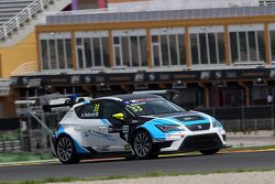 Andrea Belicchi, SEAT Leon Racer, Target Competition