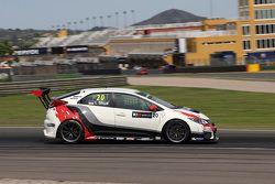 Igor Skuz, SEAT Leon Racer, Campos Racing