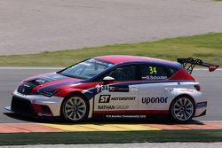 Bas Schouten, SEAT Leon, ST Motorsport / Bas Koeten Racing