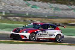 Bas Schoutenm SEAT Leon, ST Motorsport / Bas Koeten Racing