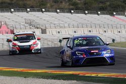 David Cebrian Ariza, SEAT Leon, JSB Competition