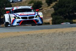 #25 BMW Team RLL BMW Z4 GTE : Bill Auberlen, Dirk Werner