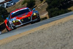 #45 Flying Lizard Motorsports Audi R8 LMS : Guy Cosmo