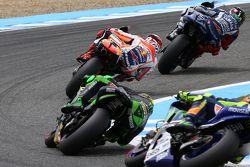 Хорхе Лоренсо, Yamaha Factory Racing, Марк Маркес, Repsol Honda Team, Пол Эспаргаро, Monster Yamaha