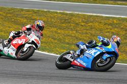 Маверик Виньялес, Team Suzuki MotoGP и Джек Миллер, Team LCR Honda