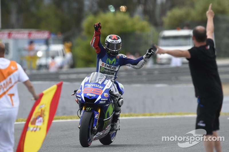 2015 - Jorge Lorenzo (Yamaha)